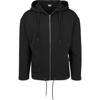 urban-classics-long-sweat-zip-hoody-black-tb1787