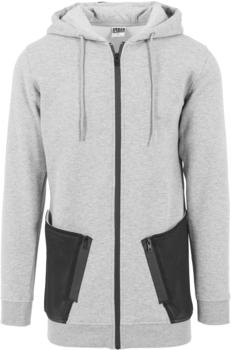 urban-classics-long-peached-tech-zip-hoody-grey-black-tb1240