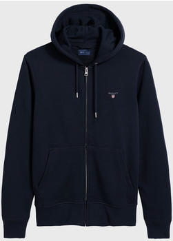 GANT Full-Zip Sweat Hoodie evening blue (2046011-433)