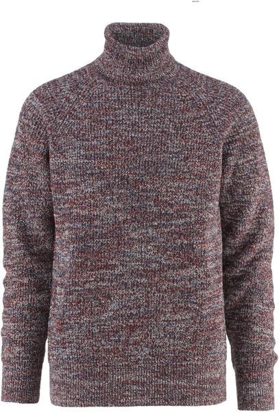 hessnatur Pullover aus Leinen und Bio-Baumwolle (48859) braun