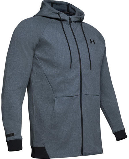 Under Armour Men's UA Unstoppable Double Knit Full Zip (1320722-073)
