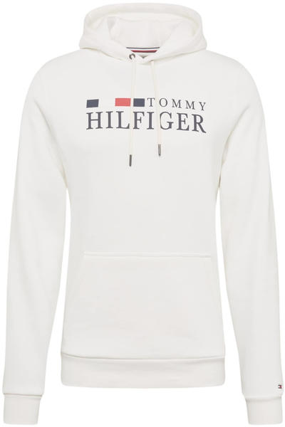 Tommy Hilfiger Flex Fleece Hoody white (MW0MW12672-YBL)