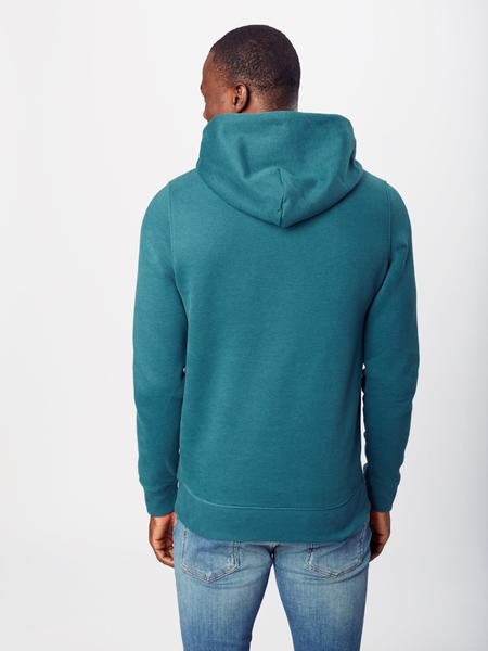 Tommy Hilfiger Chest Logo Relaxed Fit Hoody atlantic deep (DM0DM07030)
