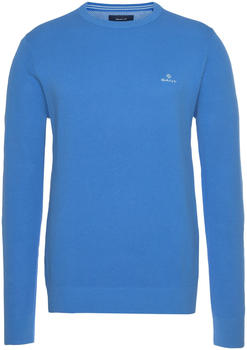 GANT Piqué Sweater pacific blue (8030521-445)
