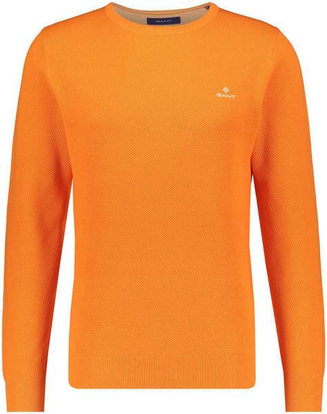 GANT Piqué Sweater sunny orange (8030521-812)