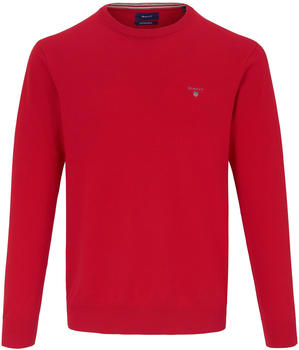 GANT C-Neck Pullover bright red (83101-620)