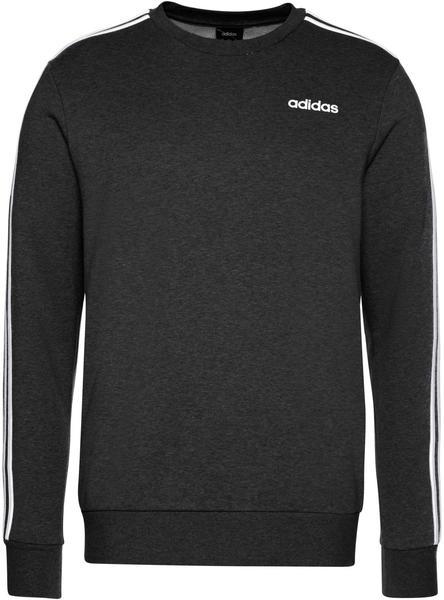 Adidas Men Athletics Essentials 3-Stripes Sweatshirt black (DQ3083)