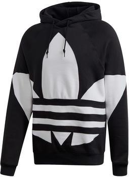 Adidas Men Originals Big Trefoil Hoodie black (FM9908)