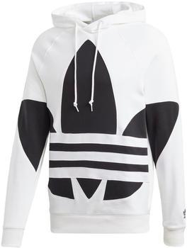 Adidas Men Originals Big Trefoil Hoodie white (FM9909)