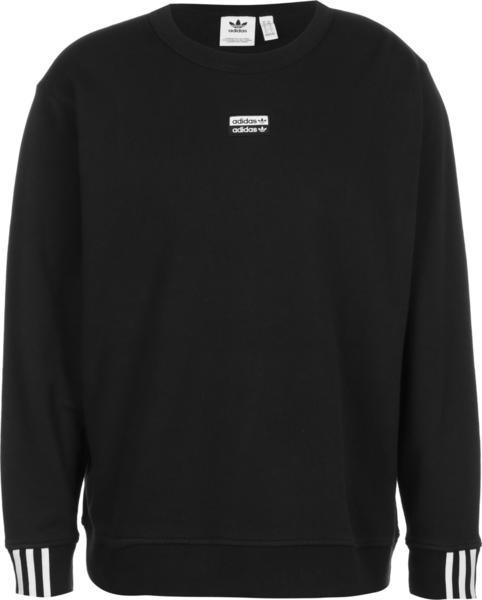 Adidas Men Originals R.Y.V. Crew Sweatshirt black (FM2262)