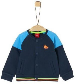 S.Oliver Sweat Jacket blau (2022768)