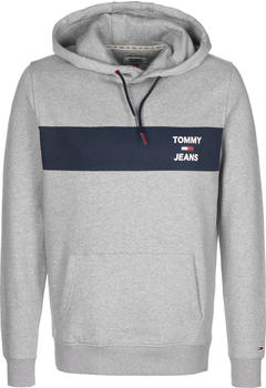 Tommy Hilfiger Essential Graphic Hoodie gray (DM0DM07929-P01)