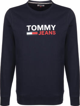 Tommy Hilfiger Corp Logo Sweater blue (DM0DM07930-C87)
