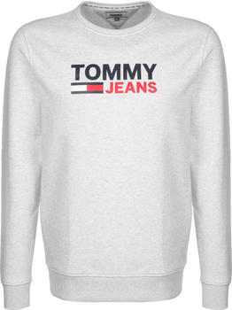 Tommy Hilfiger Corp Logo Sweater gray (DM0DM07930-PPP)