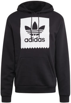 Adidas Originals Solid BB Hoodie black/white (EC7323)