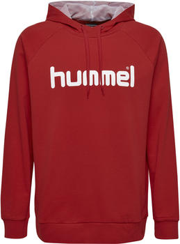 Hummel Go Cotton Logo Hoodie true red (203511-3062)