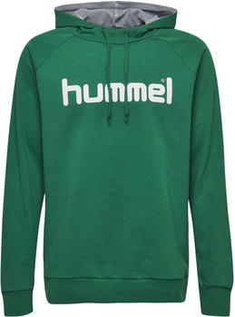 Hummel Go Cotton Logo Hoodie evergreen (203511-6140)