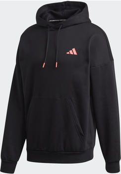 Adidas The Cloud 3-Streifen Graphic Hoodie black (GC7279)