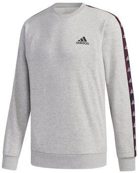 Adidas Essentials Tape Sweatshirt medium grey heather