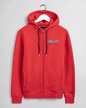 GANT GANT Sport Sweatjacke (2047015-620) bright red