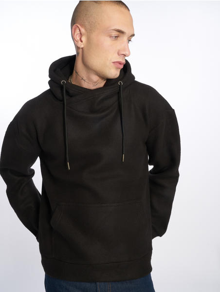 Urban Classics Hoodie Polar Fleece black (TB2406BLK)