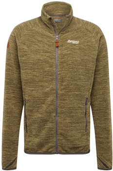 Bergans Hareid Fleece Jacket Nohood seaweed melange