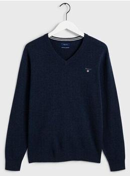 gant-lambswool-pullover-mit-v-ausschnitt-86212-480-dark-navy-melange