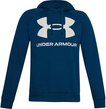 under-armour-ua-rival-fleece-big-logo-hoodie-1357093-graphit-blue
