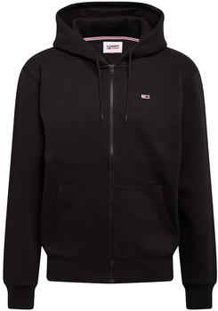 tommy-hilfiger-tjm-regular-fleece-zip-hoodie-dm0dm09592-black