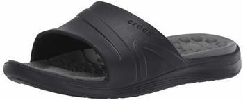 crocs-herren-sandaletten-reviva-schwarz-grau-205546-0dd