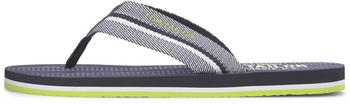 Tom Tailor Herren-sandaletten (80816020010) navy-white-neon green
