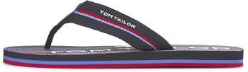 Tom Tailor Herren-sandaletten (80816050010) navy-red