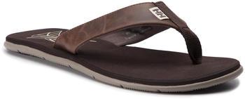 Helly Hansen Seasand Leather Sandal 11495 713 brown