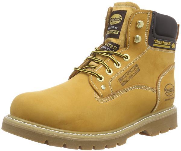 Dockers by Gerli 23DA104 Combat Boot golden tan