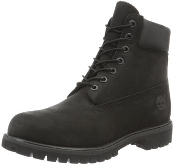 Timberland 6 Inch Premium black smooth (20570)