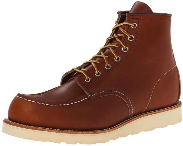 Red Wing Classic Moc oro legacy leather