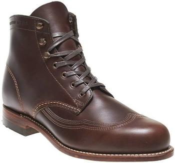 Wolverine Addison 1000 Mile Wingtip brown