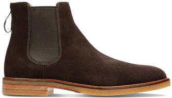 Clarks Clarkdale Gobi dark brown