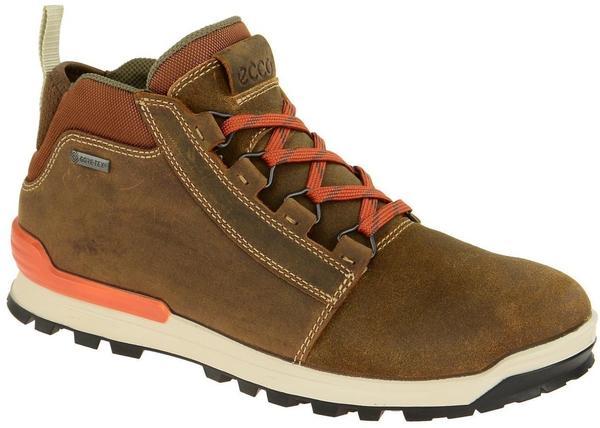 Ecco Oregon GTX (826014) brown Test Weitere Ecco