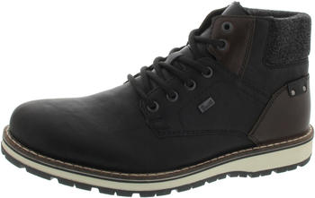 Rieker 38434 black/chestnut