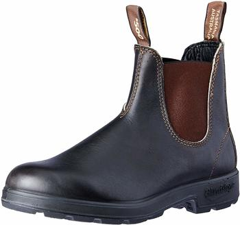 Blundstone 500 stout/brown