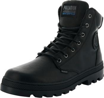 Palladium Pallabosse Sport Cuff WP black