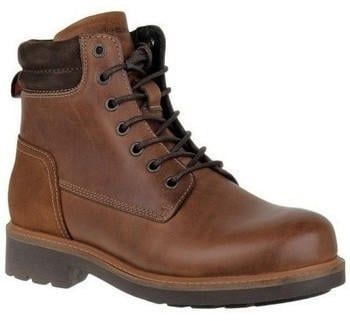 Tommy Hilfiger Active Leather Combat Boots (FM0FM01774) winter cognac