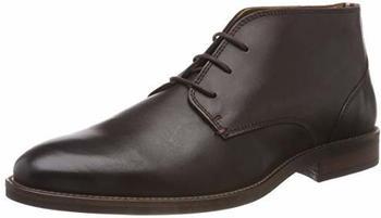 Tommy Hilfiger Essential Leather Boot Derbys (FM0FM00721) coffee