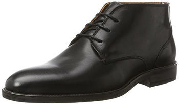 Tommy Hilfiger Essential Leather Desert Boots (FM0FM00721) black