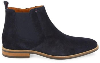 Tommy Hilfiger Essential Suede Chelsea Boot (FM0FM01087) midnight