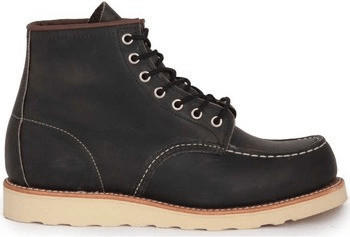 Red Wing Classic Moc charcoal rough tough leather