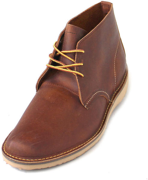 Red Wing Weekender Chukka Copper Rough & Tough Leather