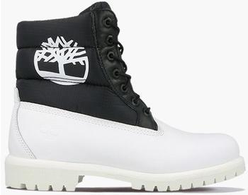Timberland 6 Inch Premium White/Black