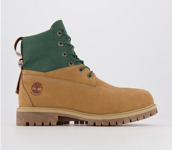 Timberland 6 Inch Treadlight Wheat Nubuck
